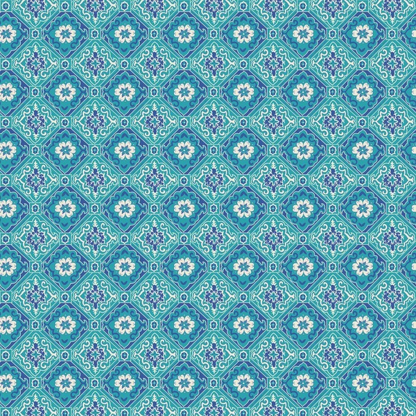 Tiles - Geometric Fabric By The Yard