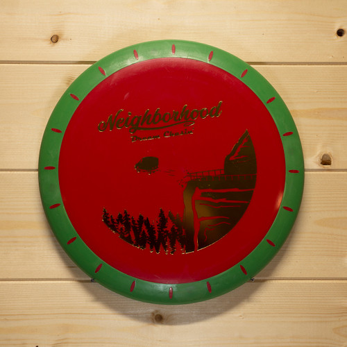 XT Nova - Neighborhood Fundraiser Disc