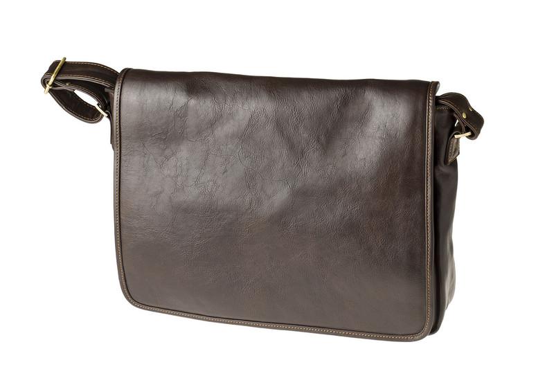 Handmade in Australia   Leather Messenger Bag