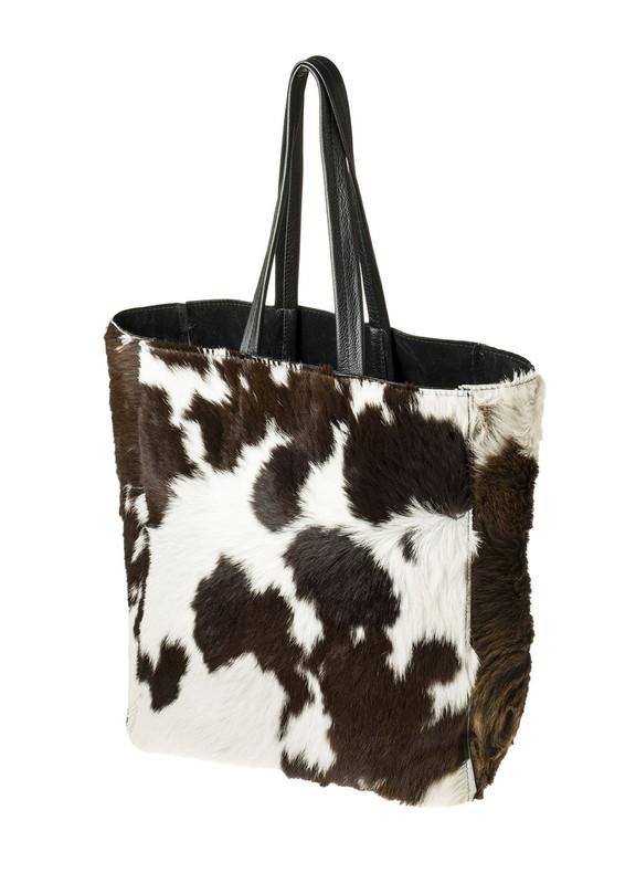 Handmade in Australia   Leather Shopper Bag