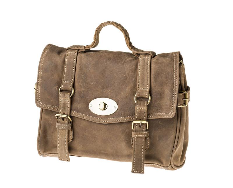 Handmade in Australia | Leather Briefcase