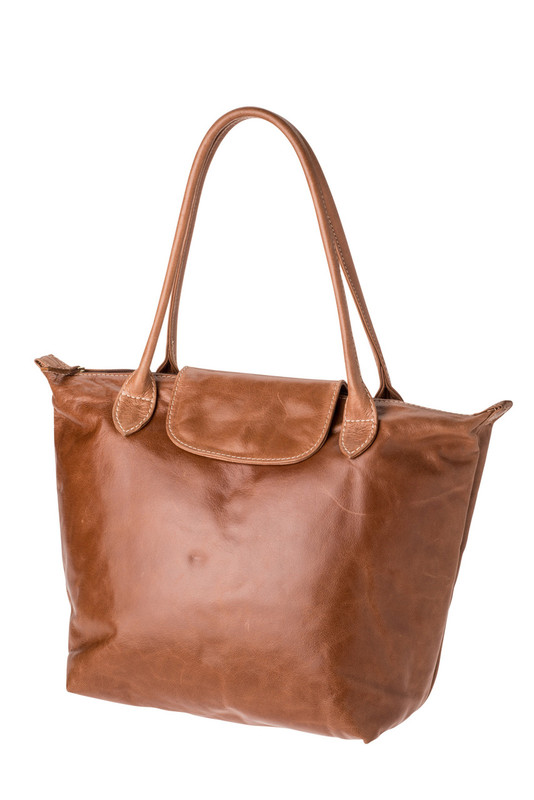 Handmade in Australia | Leather Shopper Bag