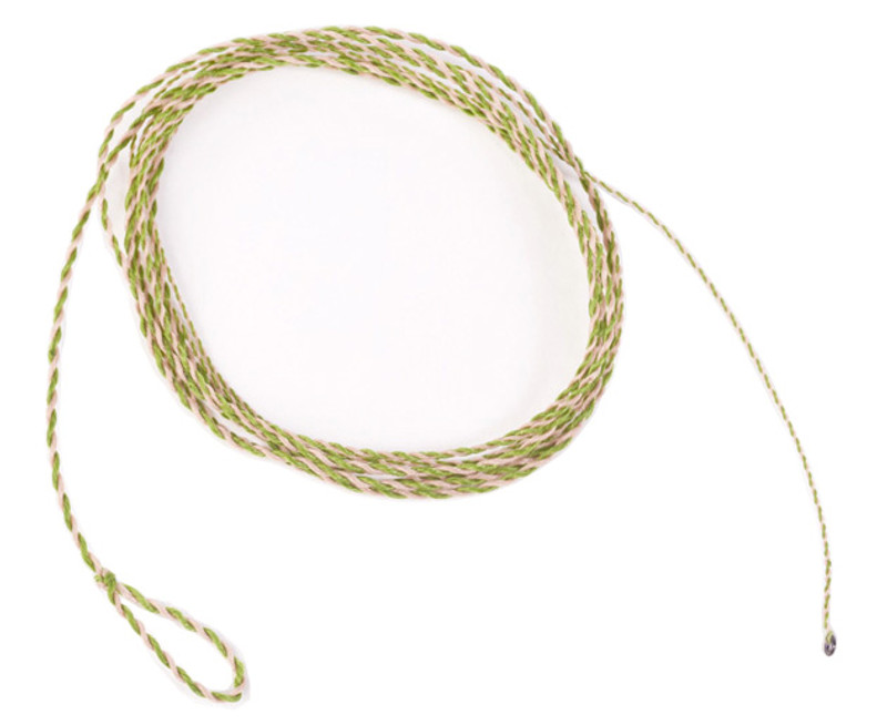 "Furled Leader - 50"" Short Dry Fly (Color: Camo)"