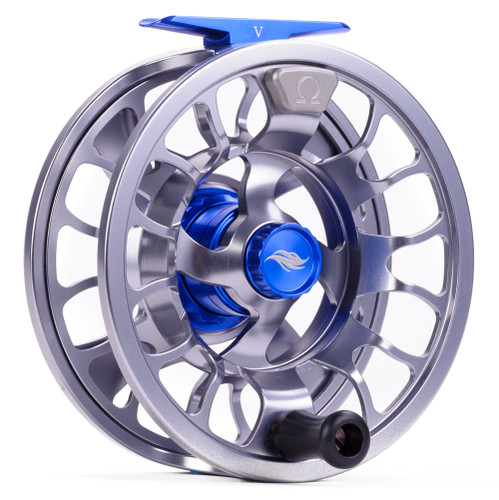Fly reel omega fly reel series allen fly fishing for Sixgill fishing reels