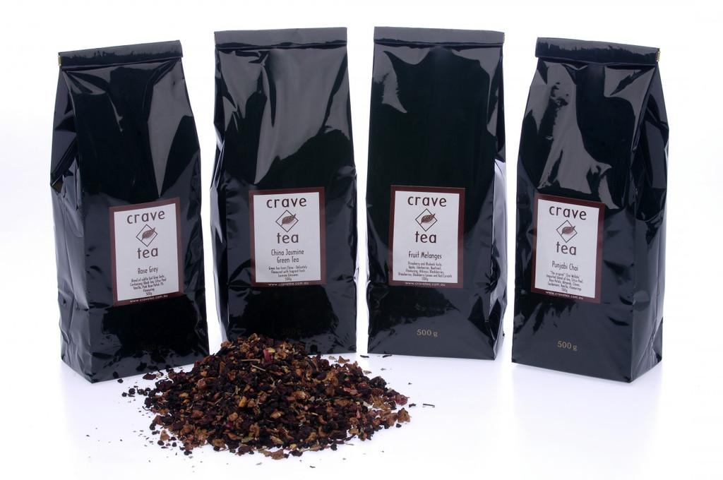 Sample Tea Range