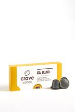 Nespresso(tm) Compatible Capsules Pods - Pack of 60 - KA Blend