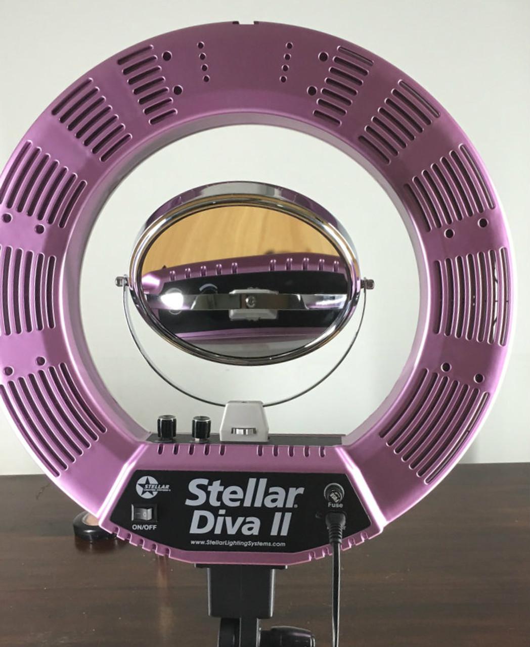 Diva Ring light by Stellar Lighting