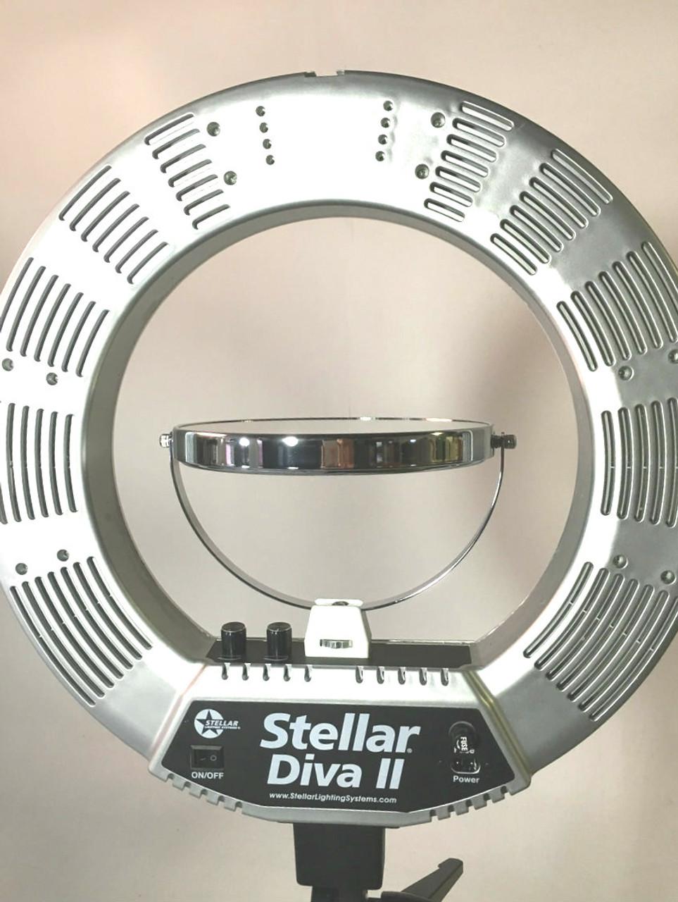 LED Diva Ring light by Stellar Lighting