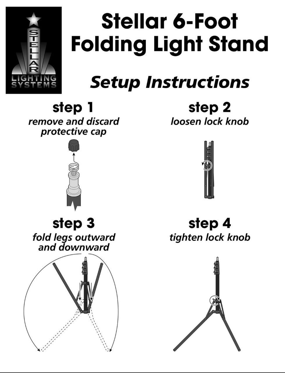 Stellar LED  Diva II Ring Light with Shotgun Mic