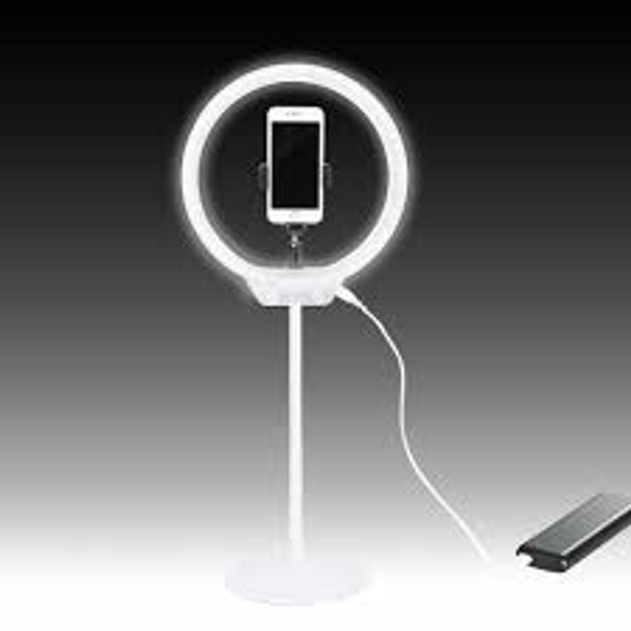 Stellar Diva Desktop  BiColor USB-Powered LED Ringlight