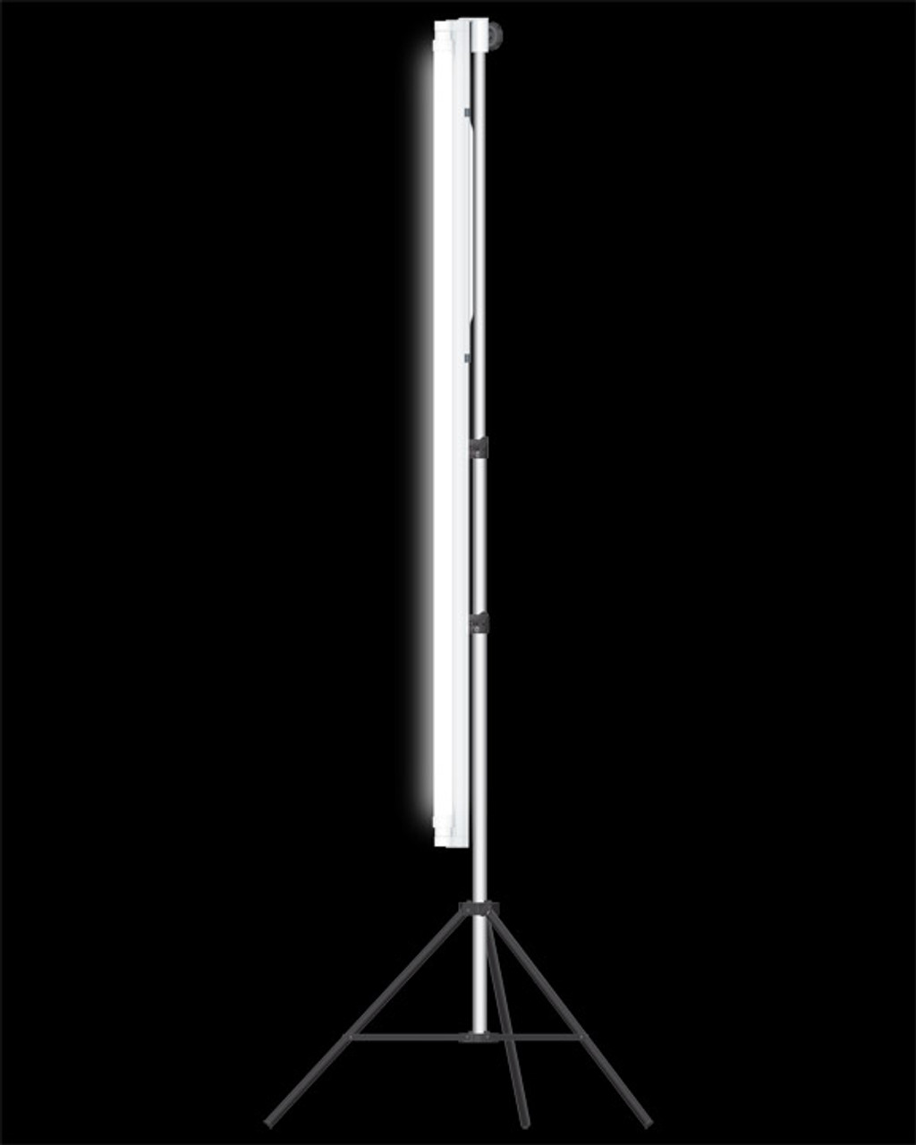 Stellar Linear Light Panel + Light Stands STL-48-X2