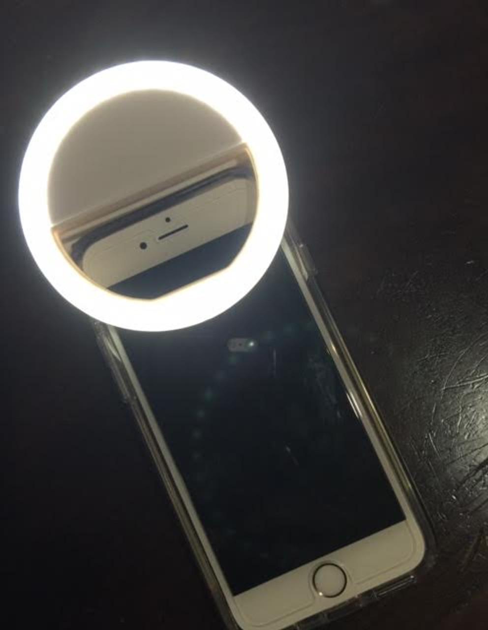 stellar selfie ring light go diva
