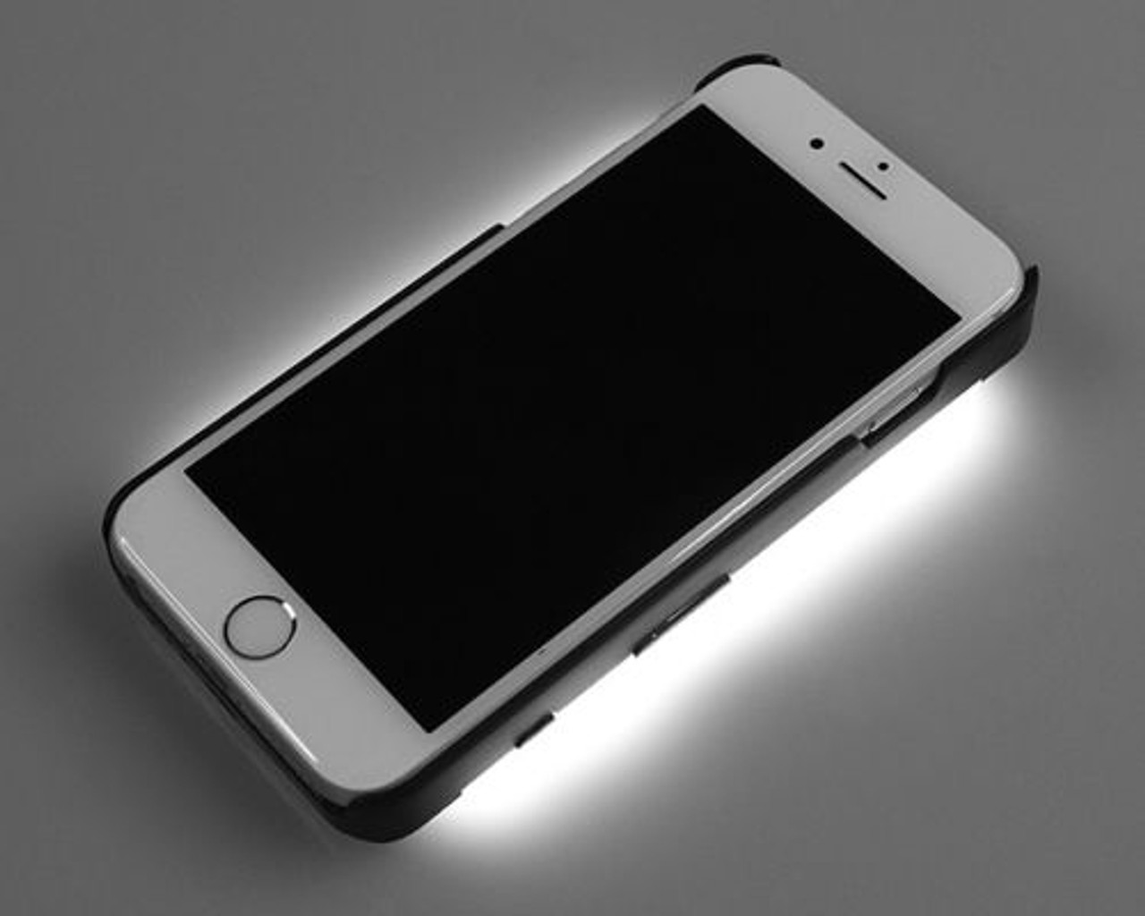 "Selfie Light PowerStar battery Pack and pro Video lighting case for 4.7"" iPhone 6"