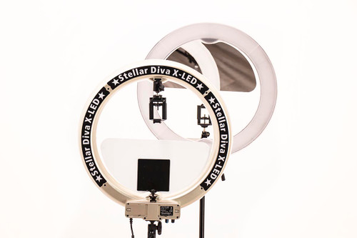 "Stellar Diva X-LED 18""  Ring Light New Complete Kit"