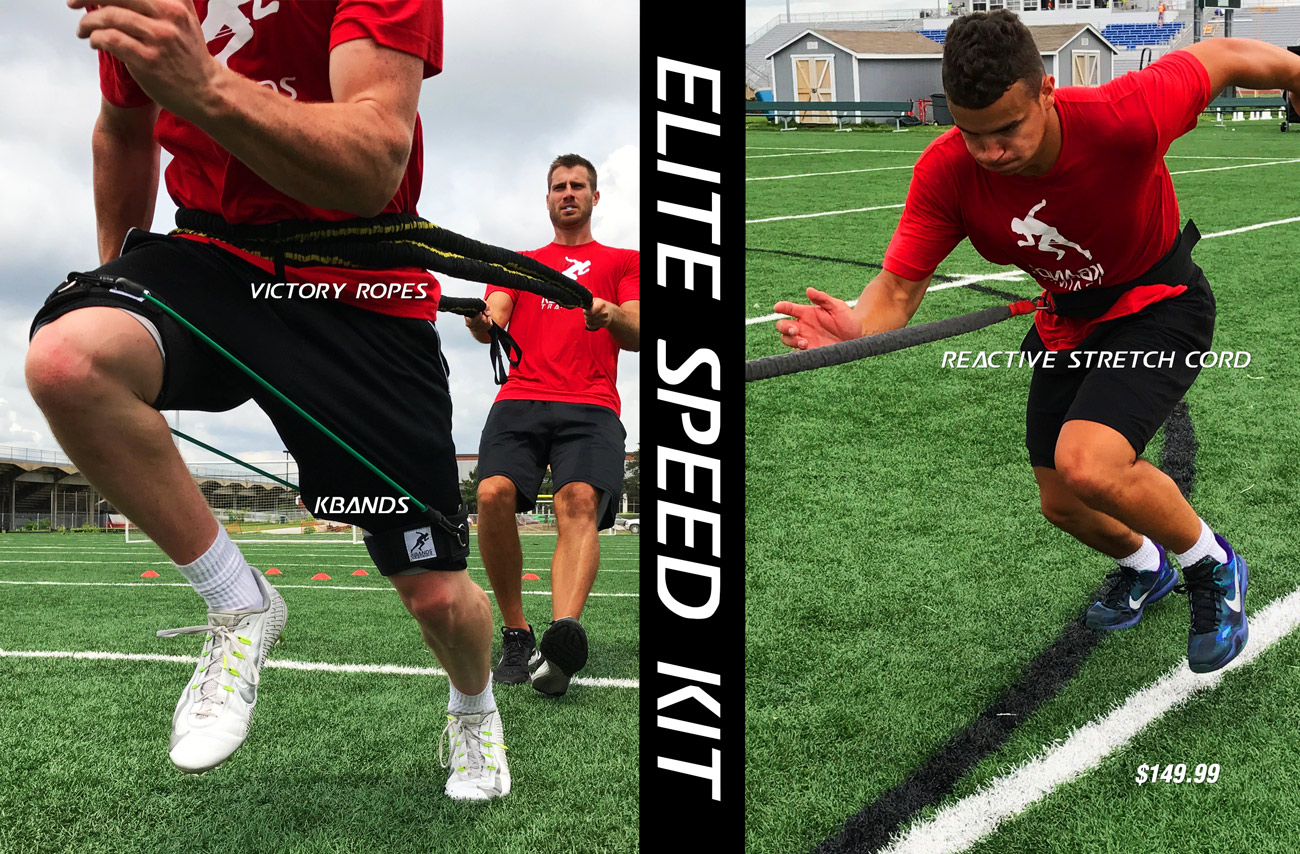 Increase speed with the Elite Speed Kit