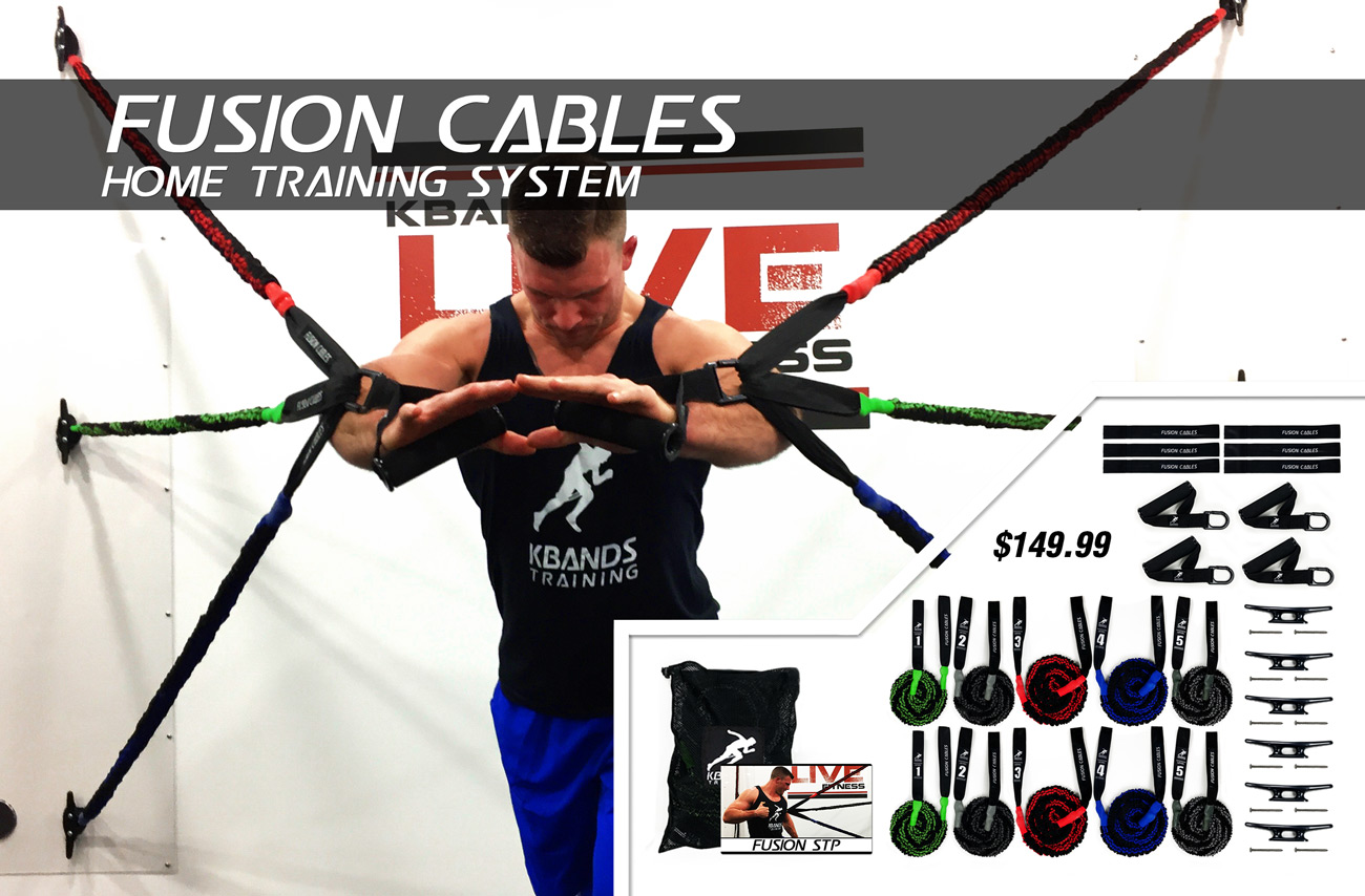 Fusion Cables Home Training System