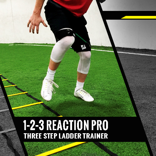 1-2-3 Reaction Pro Digital Trainer