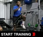Speed Training For Track Sprnters