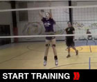Increase your Volleyball Strength