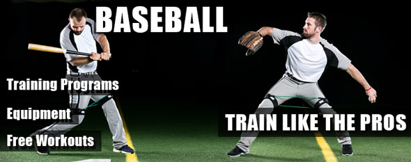 Baseball Training With Kbands Training