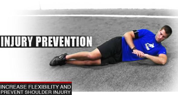 Baseball Throwing Arm Flexibility And Range Of Motion