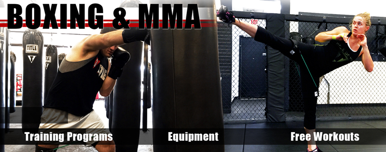 Boxing and MMA Training