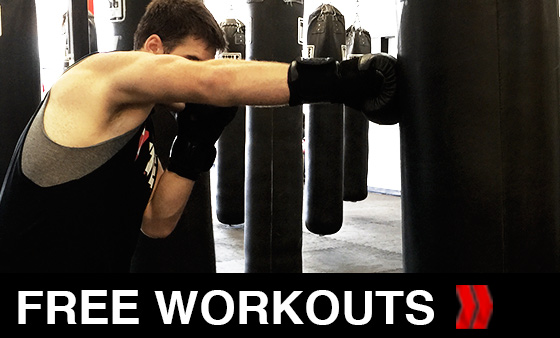 Free Workouts for Boxing and MMA