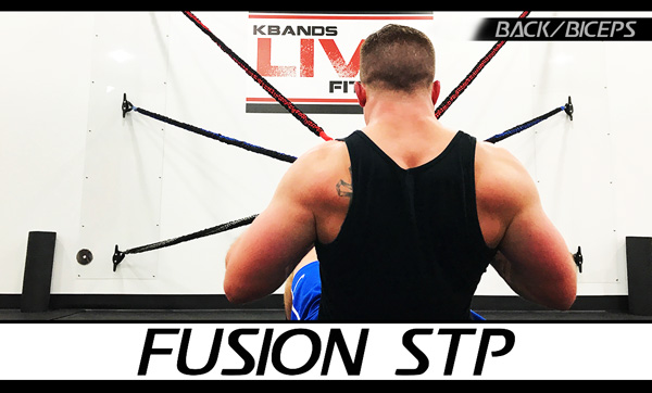 Fusion STP Back & Biceps