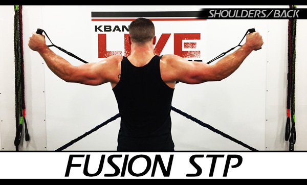 Fusion STP Shoulders/Back & Biceps