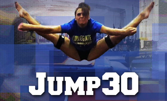 Jump30 Digital Trainer