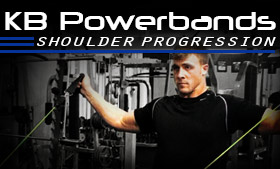 KB Powerbands Shoulder Progression