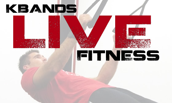 Kbands Live Fitness Workouts