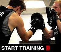 Partner Boxing Drill