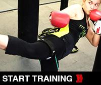 MMA Body Kicks