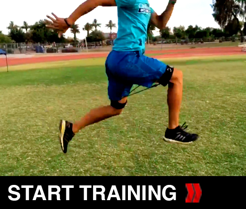 Long Jump Drills For Track Training