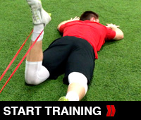 Manual Resisted Hamstring Curls