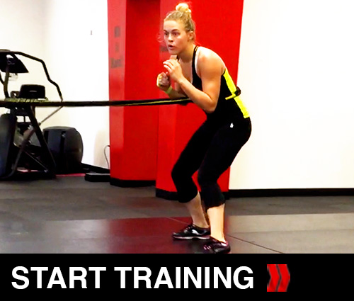 MMA Fitness Exercise