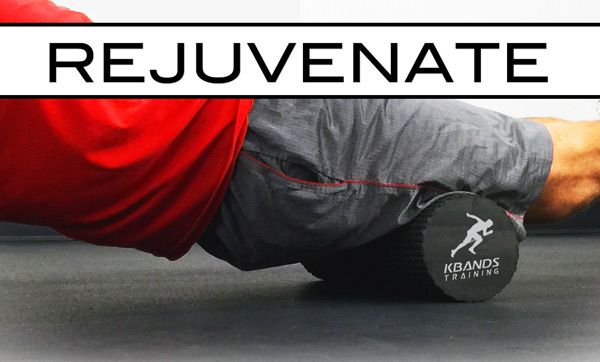Rejuvenate Stretching Sequence