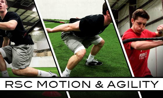 RSC Motion and Agility