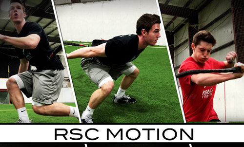 RSC Motion Digital Trainer