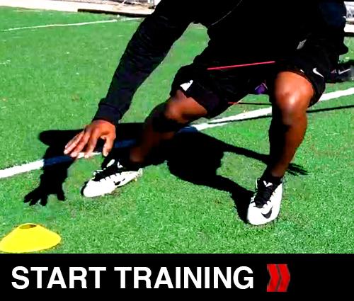 Football Speed And Leg Strength Training
