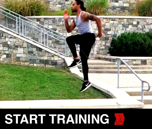 Sprinter Park Workout
