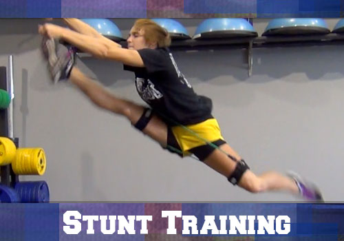 Stunt Training