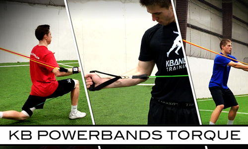 KB Powerbands Torque Digital Trainer