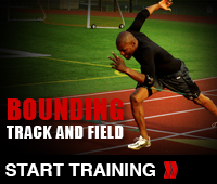 Track and Field Bounding Starts