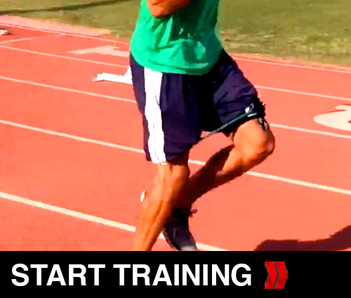 Track Drills For Youth Sprinters