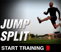 Track Split Jump