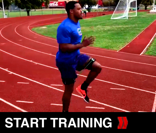 Track Workout Ideas To Increase Speed