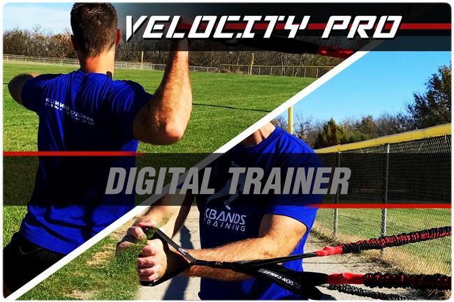 Velocity Pro Digital Trainer