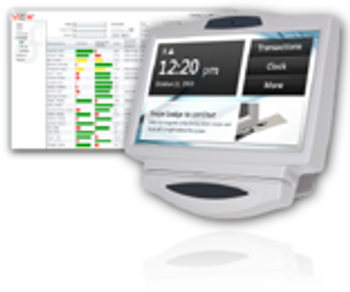 LaborVIEW Time & Attendance Software from Acumen Data Systems